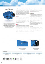 Ventilator tubulatura 3 viteze, 1 intrare 4 iesiri, 97/138/176 mc/h VENTS