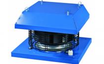 Ventilatie industriala ventilatoare de acoperis  Ventilatoare centrifugale VENTS de acoperis cu carcasa din otel cu evacuare orizontala sau verticala a aerului si cu capacitate de ventilatie de pana la 4700 m3/h, in functie de model.