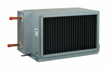 Incalzire si climatizare - Baterii de racire pe apa Baterie de racire pe apa 800*500-3
