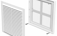Accesorii ventilatie - Grile pvc si metalice VENTS