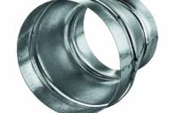 Accesorii ventilatie tubulatura tabla zincata si piese metalice JULIEN EXPERT