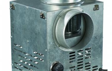 Ventilatie industriala ventilatoare pentru semineu Ventilator semineu diam 125mm, debit 400 mc/h, 108W, Ventilator semineu diam 160mm, 540mc/h, Ventilator semineu diam 150mm cu filtru, Ventilator semineu diam 150mm, Filtru pentru ventilatoarele de semineu KAM 160, Ventilator semineu diam 125mm ECODUO