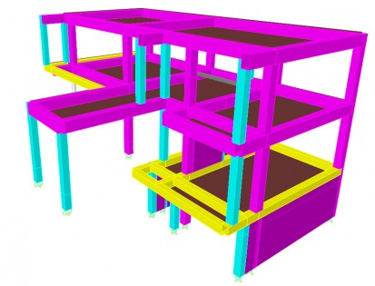 Proiect Structura de Rezistenta - Casa AWStudio D+P+1E / Proiect Structura de Rezistenta - Casa AWStudio D+P+1E c