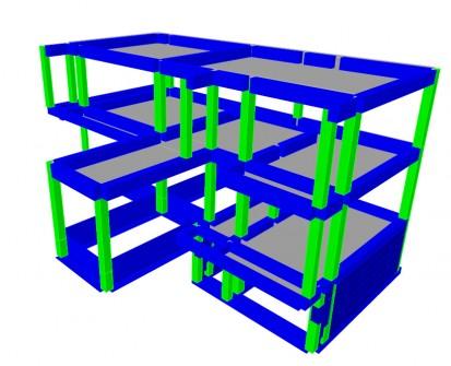 Proiect Structura de Rezistenta - Casa AWStudio D+P+1E / Proiect Structura de Rezistenta - Casa AWStudio D+P+1E d