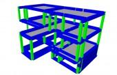 Proiectare structuri beton Firma SC ArhiProPub SRL optimizeaza proiectele de structura de rezistenta, astfel incat, proiectul rezultat sa poata fi executat cu consumuri minime de resurse materiale