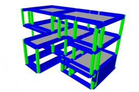 Servicii proiectare structuri beton ArhiProPub