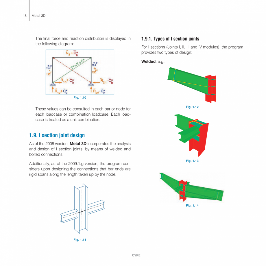 Pagina 18 - Manual de calcule CYPE CYPE 3D Fisa tehnica Engleza cated on the panel. A surface load...