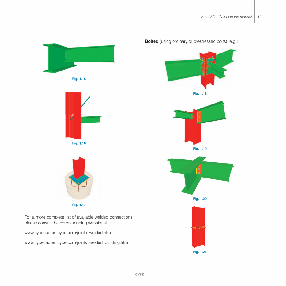 Pagina 19 - Manual de calcule CYPE CYPE 3D Fisa tehnica Engleza heir secant modulus of elasticity.  ...