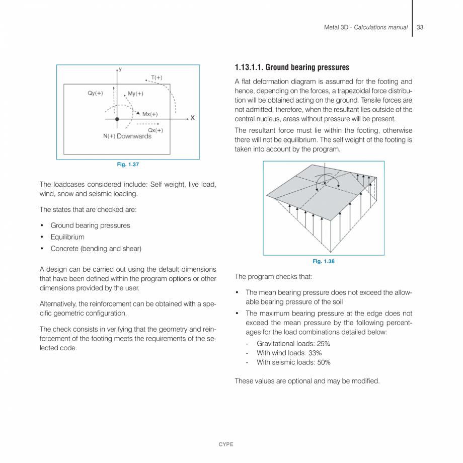 Pagina 33 - Manual de calcule CYPE CYPE 3D Fisa tehnica Engleza stiffness matrix with only its axial...