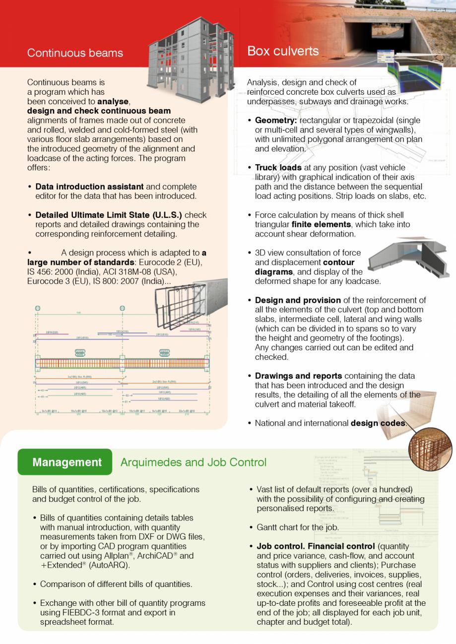 Pagina 6 - CYPE International - Software pentru arhitectura, inginerie si constructii CYPE CYPE 3D, ...