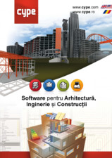 CYPE Romania - Software pentru arhitectura, inginerie si constructii CYPE