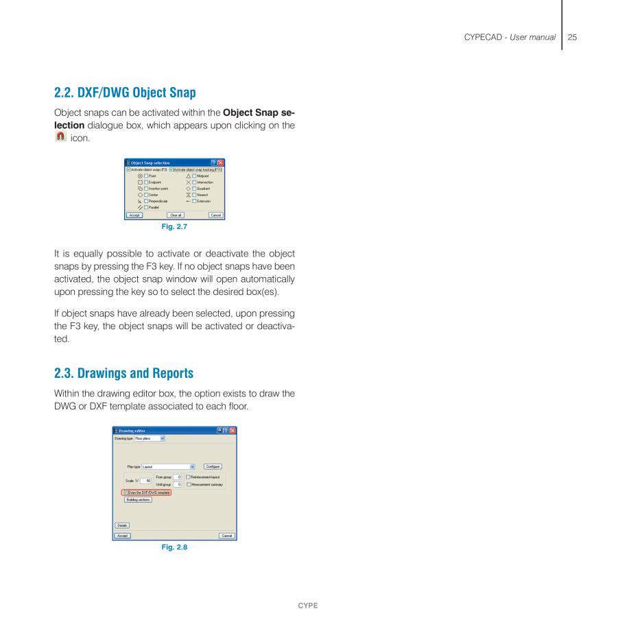 Pagina 25 - Manual de utilizare CYPE CYPECAD Instructiuni montaj, utilizare Engleza . . . .136  12.1...