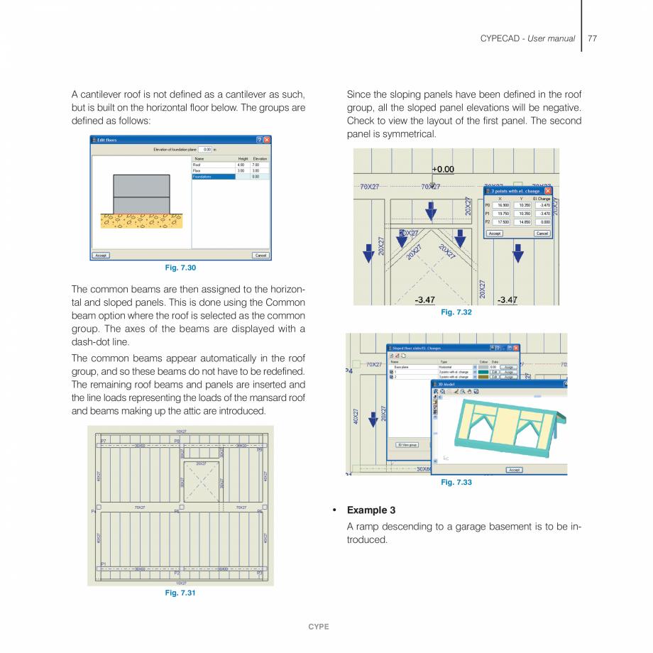 Pagina 77 - Manual de utilizare CYPE CYPECAD Instructiuni montaj, utilizare Engleza s, this check is...