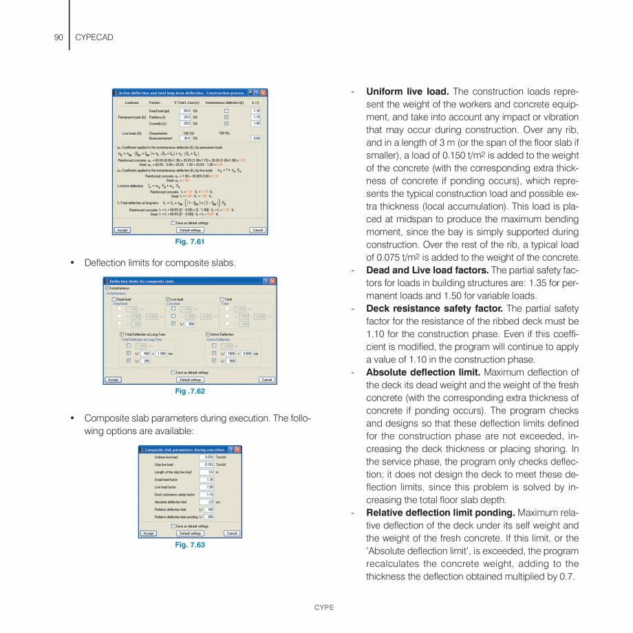 Pagina 90 - Manual de utilizare CYPE CYPECAD Instructiuni montaj, utilizare Engleza hers will also...