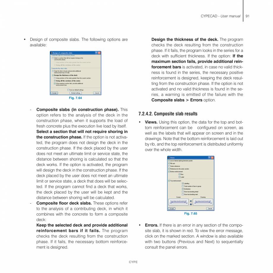 Pagina 91 - Manual de utilizare CYPE CYPECAD Instructiuni montaj, utilizare Engleza is not always...