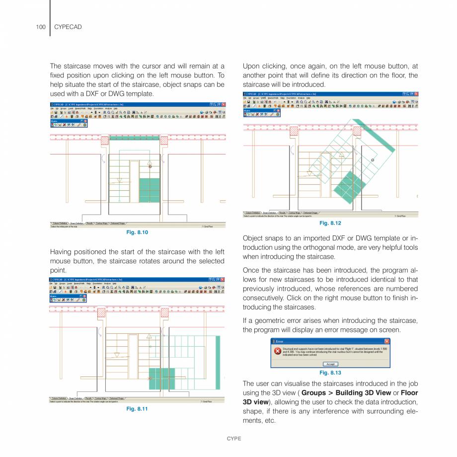 Pagina 100 - Manual de utilizare CYPE CYPECAD Instructiuni montaj, utilizare Engleza nd wall options...