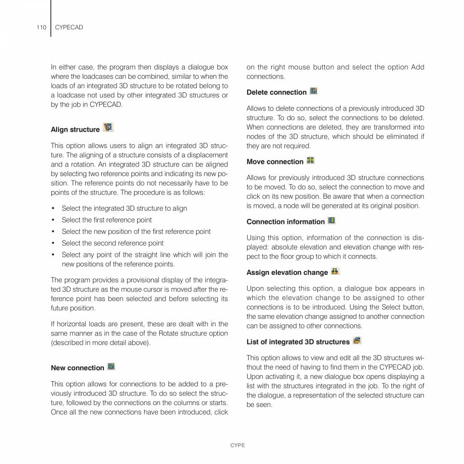 Pagina 110 - Manual de utilizare CYPE CYPECAD Instructiuni montaj, utilizare Engleza ly, once the...