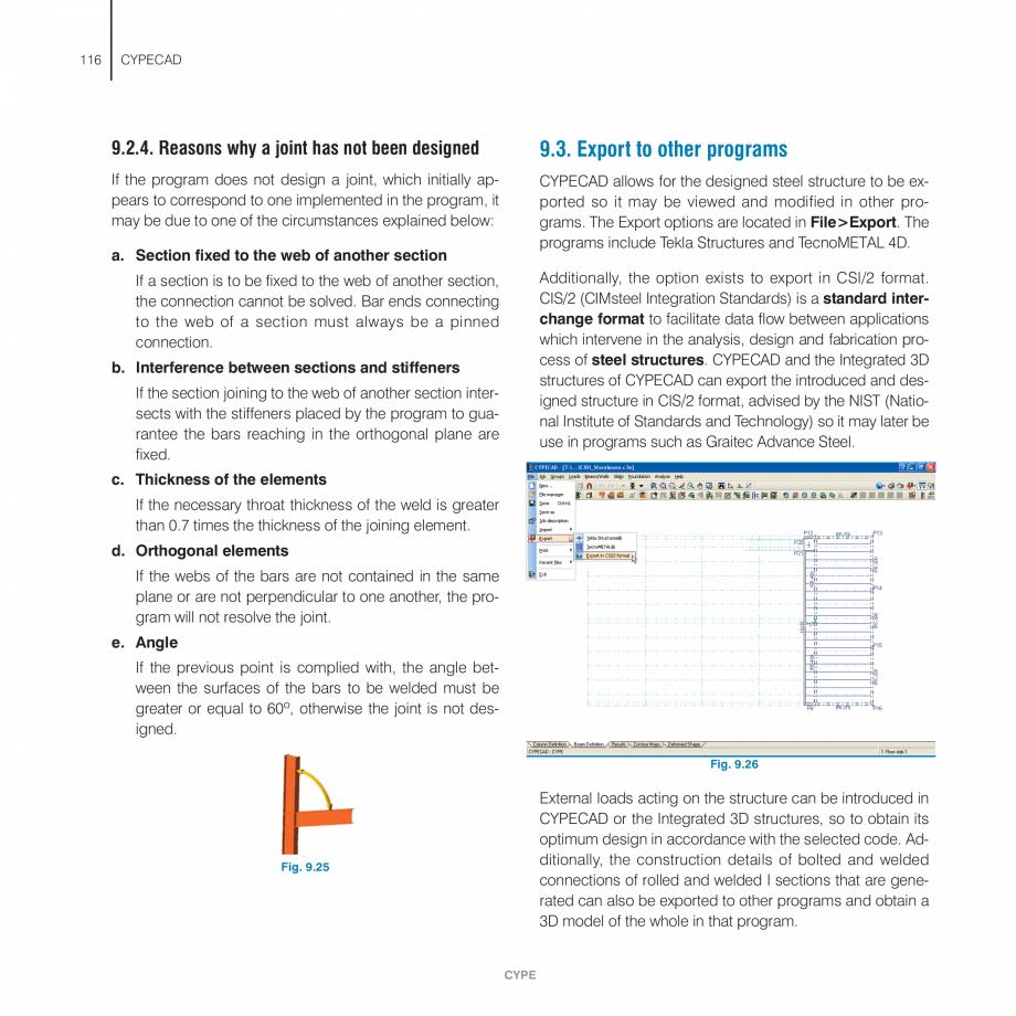 Pagina 116 - Manual de utilizare CYPE CYPECAD Instructiuni montaj, utilizare Engleza he None column,...
