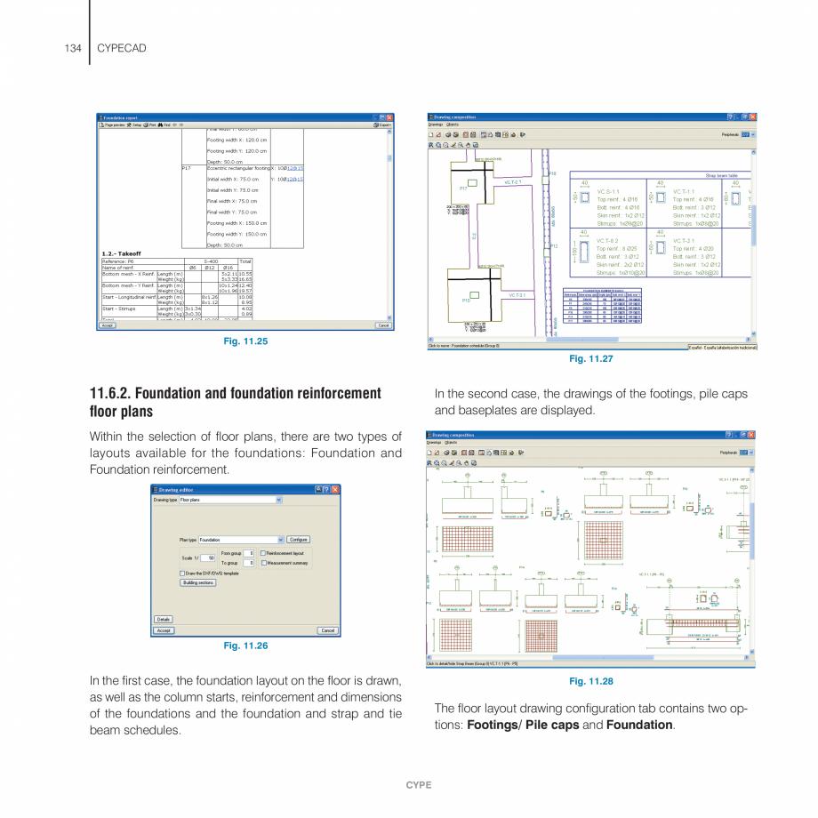 Pagina 134 - Manual de utilizare CYPE CYPECAD Instructiuni montaj, utilizare Engleza tional). To be ...