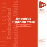 Ziduri de sprijin - Manual de utilizare CYPE