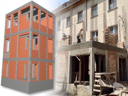 Extindere casa scarii locuinta din Sfantu Gheorghe / Extindere casa Scarii