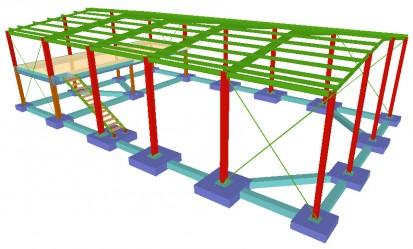 Software pentru proiectarea in constructii / Software pentru proiectarea in constructii Cype3D