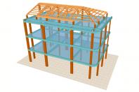 Programe software pentru arhitectura, structuri din beton sau metal si instalatii