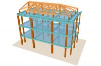 Software de proiectare elemente din beton armat si structuri metalice