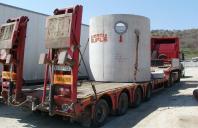Separatoare de hidrocarburi din beton armat GIMANI&MUFLE