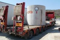 Separatoare de hidrocarburi din beton armat