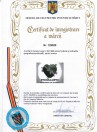 Certificat de inregistrare a marcii - Oficiul de Stat pentru Inventii si Marci