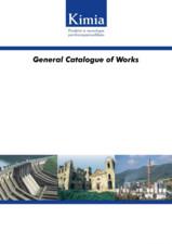 Catalogul general al lucrarilor KIMIA