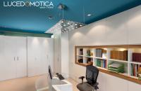 Lampi suspendate Colectia de lampi suspendate se integreaza perfect in orice tip de spatiu, modern sau clasic, birou, bar sau living, adaugand un ton de eleganta si rafinament.