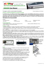 Sistem de iluminat cu LED eLEDING