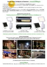 Sisteme solare inteligente de iluminare eLEDING
