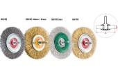 Perii din sarma pentru uz industrial Perii SIT liniare cu diferite tipuri de filamente (traditionale dar si filamente speciale - rezistente la temperaturi inalte, bune conductoare sau cu utilizare in industria alimentara).