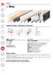 Perii lamelare pe suport rigid / Perii lamelare pe suport rigid / DAFAR CONSULTING