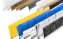 Perii de etansare pentru hale Perii liniare cu diferite tipuri de filamente (traditionale dar si filamente speciale - rezistente la temperaturi inalte, bune conductoare sau cu utilizare in industria alimentara).