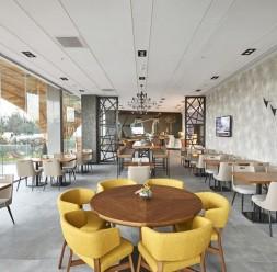 Mobilier restaurant, fast food si sali de evenimente Compania Parla va propune o colectie de mobilier special conceputa pentru locatii horeca, care da o nota aparte spatiului.Modelele sunt fabricate din materiale de inalta calitate, special pentru trafic intens.