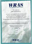 Certificat WRAS STERN - EXTREM WM