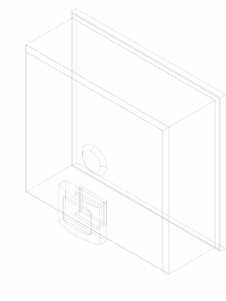 Pagina 1 - CAD-DWG Dozator sapun STERN Detaliu de produs ASI 9343