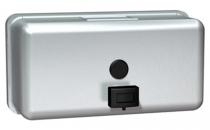 Dozatoare de sapun NoTouch ofera produse pe baza de senzori de prezenta si termici, ce reprezinta solutii ideale atat din punct de vedere estetic cat si cost-wise, oferind un consum de apa redus cu 54%.