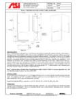 Dispenser incastrat pentru servetele American Specialties Inc. USA - 20452