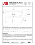 Suport dublu pentru hartie igienica American Specialties Inc. USA - 0715