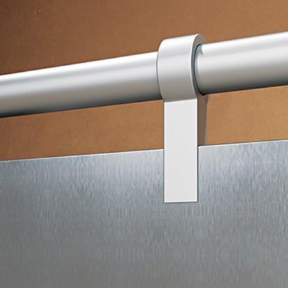 Clipsuri din aluminiu pentru partitii din HPL Elegance Partitions Elegance Cubicles Partitii din HPL pentru bai