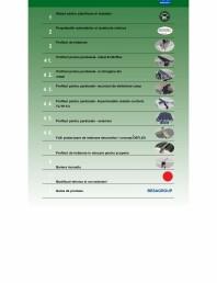 Profile pentru tratarea rosturilor de dilatatie la pardoseli , perete si tavane