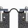 Profile etansare cu prindere mecanica HIDROPLASTO - Poza 1