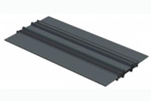 Profile etansare cu placi de otel incorporate pentru rosturi de turnare si dilatatie Profile de etansare cu placi de otel HIDROPLASTO se folosesc pentru imbinari constructive in constructii de beton, in solutile de turnare, de exemplu: pentru jonctiuni ale peretilor si placilor.
