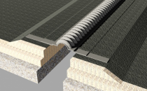 Profile de dilatatie pentru acoperisuri