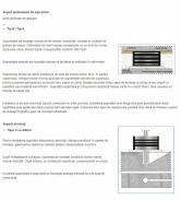 Nota de aplicare suporti elastomerici armati cu otel HIDROPLASTO